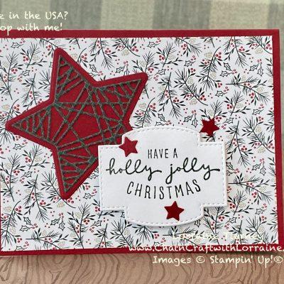Holly Jolly Christmas Stampin' Dreams Blog Hop